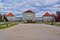 Castle Nymphenburg in Munich, Bavaria, Germany