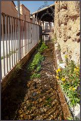 Waschwasserkanal