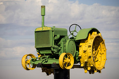 Ascending to Tractor Heaven?