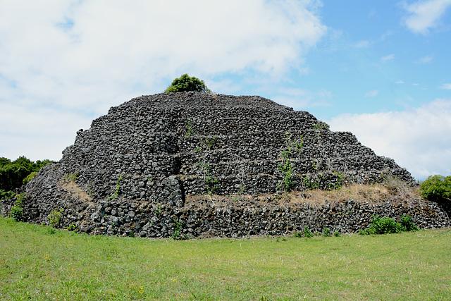 Azores, The Island of Pico, Pyramid of Lava Stones