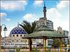 Port Said : la moderna Salem Selim moskea nel quartiere più recente