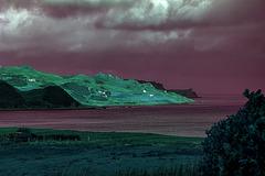 Storm passing the Quiraing- Isle of Skye