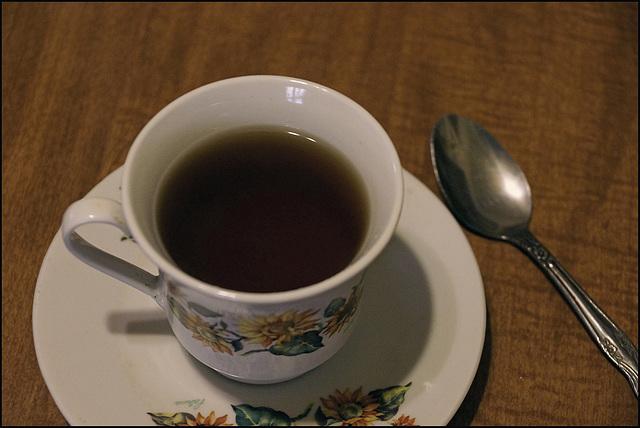 Dandelion Root Chai