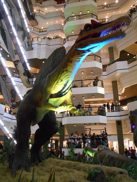 DSCN2731 - Spinosaurus aegyptiacus, Theropoda