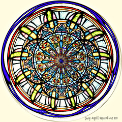 Stained glass orb ;-)
