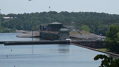 Chattahoochee Jim Woodruff Dam and Lock (#0601)