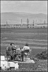 Scène bucolique dans les Carpates