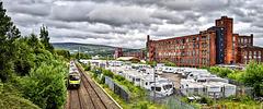 Stalybridge Tameside Greater Manchester 28th June 2020