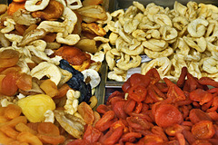 Dried Fruit – Russ & Daughters, East Houston Street, Lower East Side, New York, New York