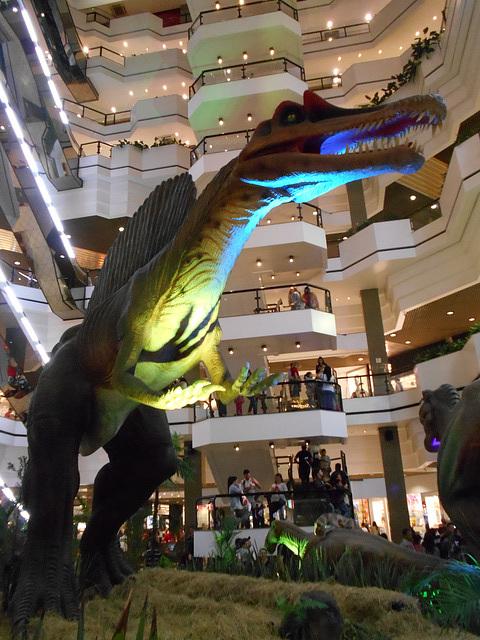 DSCN2734 - Spinosaurus aegyptiacus, Theropoda