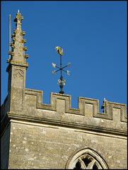 church weathercock