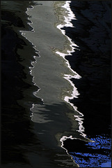Water art...