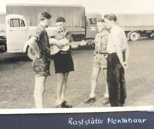 Jugoslawien - Radtour - 4.8. - 17.9.1955