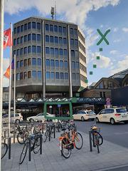 HH Hauptbahnhof, Eingang Süd