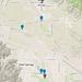 Map of Legal Medical Marijuana Dispensaries in the Coachella Valley