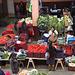 On the market in Chichicastenango