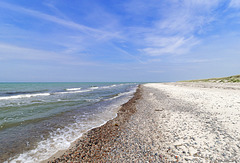 an der Ostseeküste beim Darsser Ort (© Buelipix)