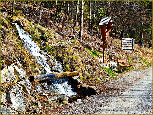im Kaisertal - Ostern 2016