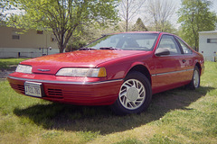 1991 Ford Thunderbird LX
