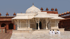 Tombeau de Salim Chishi à Fathepur Sikri