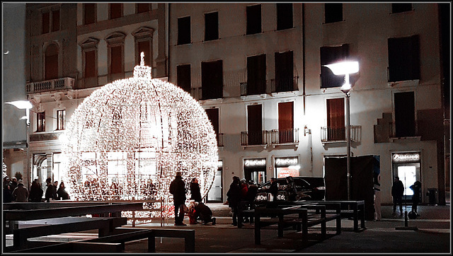 """#5 Padova 20170101 Contest Without Prize (2017/12 CWP) """"Christmas creations / scenery's."""""""