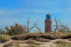 Leuchtturm Darsser Ort (© Buelipix)