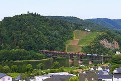 Fret sur le pont mixte