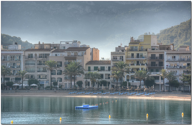 The Wonders of Mallorca:  Port de Sóller – Misty Morning.