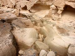 Im Sandsteincanyon