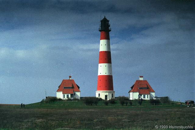 Leuchtturm Westerheversand (1999)