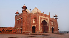 Mosquée du Taj