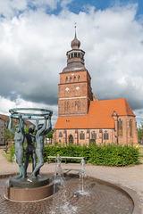 St. Johanniskirche Malchin - HBM