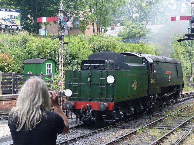 Mid-Hants Railway Summer '15 (14) - 4 July 2015