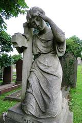 wandsworth cemetery, london