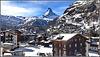 Zermatt : no auto = aria pulita