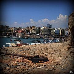 Port d'attache, d'Héraklion, Crète