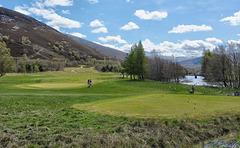 Golf at Braemar
