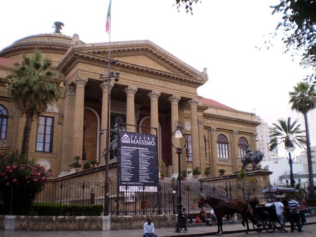 Teatro Massimo (1897).