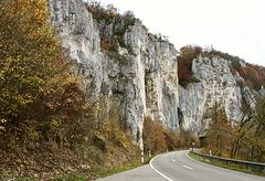 Jurakalk-Felsen
