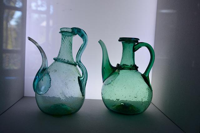 In Tehran glass museum