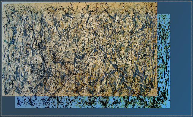 Jackson Pollock - One: Number 31, 1950
