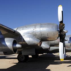 B50 Bomber, Pima Air and Space Museum, Tucson, Arizona