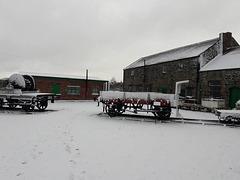 BR - gen - snowy site