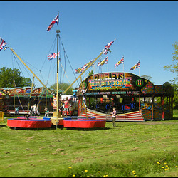 Hartley Wintney funfair