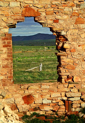 A window  from the past.