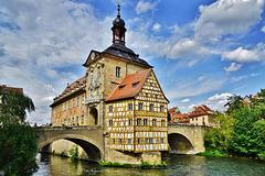 Eines der schönsten Rathäuser Deutschlands ... One of the most beautiful town halls in Germany ... mit PiP