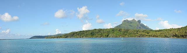 Polynésie Française, Bora Bora Atoll