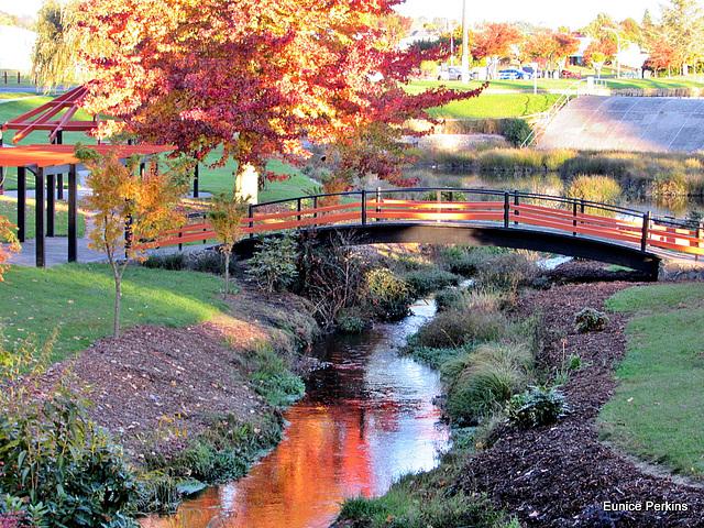 Bridge at Evening.