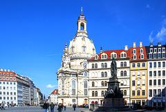 Dresden Frauenkirche am Neumarkt