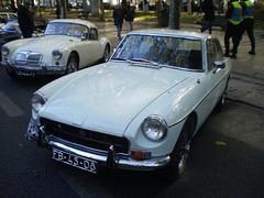 MG B GT (1970).